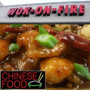 Watch and share Wok On Fire Chinese Restaurant GIFs on Gfycat