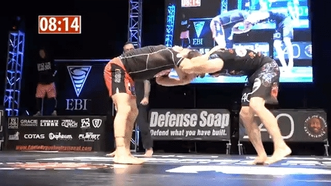 aikido, Slick takedown by Garry Tonon (i..com) GIFs