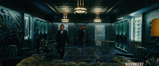 Watch this fight GIF by John Wick: Ch 3 - Parabellum (@johnwick) on Gfycat. Discover more fight, guns, john wick, john wick 3, john wick chapter 3, john wick chapter 3 parabellum, keanu reeves, shooting GIFs on Gfycat