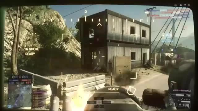 Watch BF4 highlights GIF on Gfycat. Discover more Xbox One, battlefield 4, battlefield_4 GIFs on Gfycat
