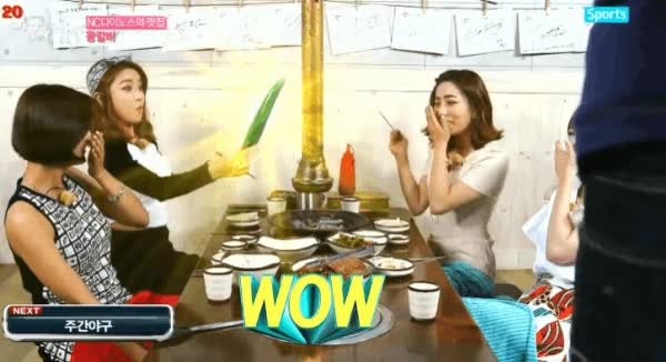 Watch and share 좋아하는 신아영 GIFs on Gfycat