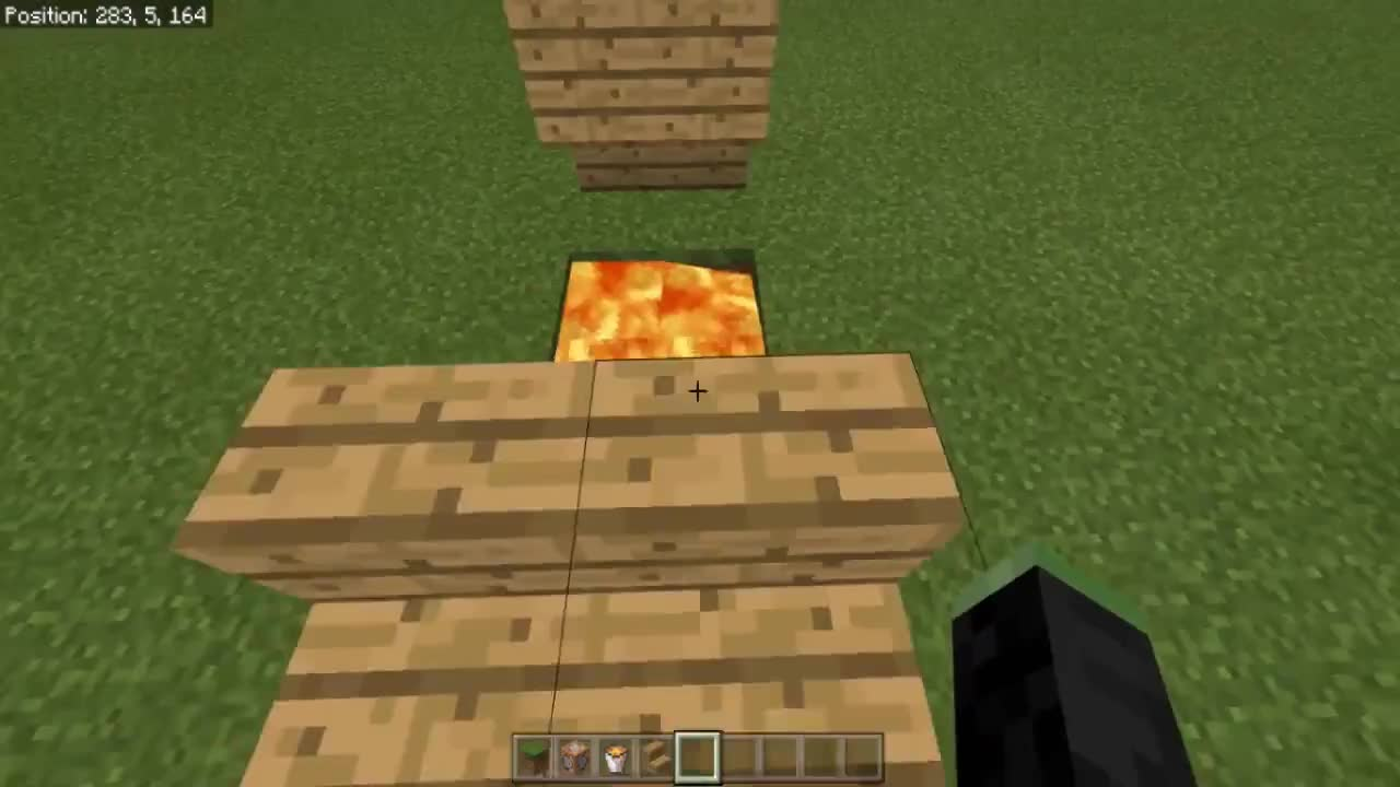 11, All Tags, By, FLOOR, Game, Minigame, Walk, block, cimap, command, commands, how, make, mcpe, minecraft, mojang, one, tutorials, water, working, Minecraft Xbox One Command Block Walk On Lava GIFs