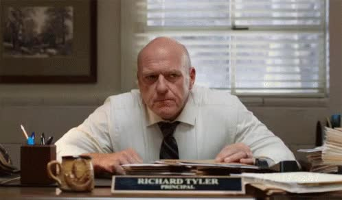 Watch Shifty Eyes GIF on Gfycat. Discover more dean norris GIFs on Gfycat