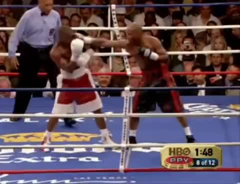 Watch Mayweather Dodges Judah GIF on Gfycat. Discover more floyd mayweather, shoulder roll, zab judah GIFs on Gfycat