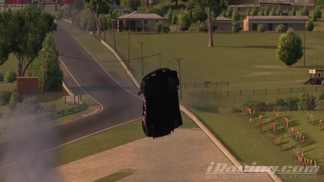 Watch iRacing The McLaren GIF on Gfycat. Discover more related GIFs on Gfycat