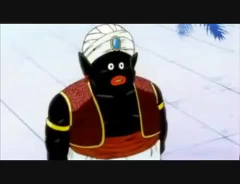 Watch Mr.  Popo's evil laugh GIF on Gfycat. Discover more Black, Scary, abridged, ball, enough, evil, galiciasnake, laugh, mr, norris, popo, reading, teamfourstar, tfs, that, these, thrill, what, with, ya GIFs on Gfycat