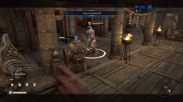 Watch this GIF by Xbox DVR (@xboxdvr) on Gfycat. Discover more Cheeky Cabbage, FORHONORStandardEdition, xbox, xbox dvr, xbox one GIFs on Gfycat