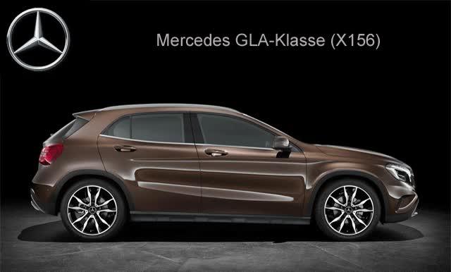 Watch and share GLA-Klasse Mercedes X156 - OFFROAD GIFs on Gfycat