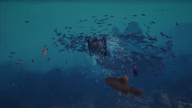 Watch and share Underwater Ship GIFs and Kassandra GIFs by Badger on Gfycat