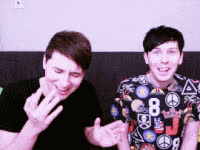 daniel howell, amazed, stop, not amused, love, nope GIFs