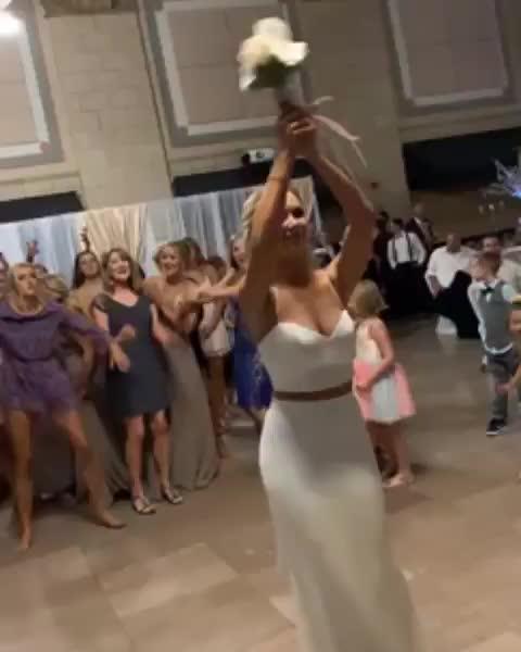 funny, bride, wedding, Next groom in line GIFs