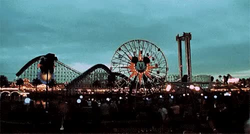 Watch and share Amusement Park GIFs and Disneyland GIFs on Gfycat