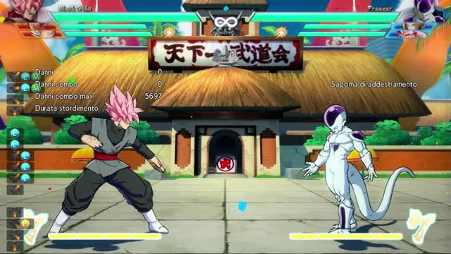 Watch and share DRAGON BALL FighterZ 03 04 2018 23.49.03 GIFs on Gfycat