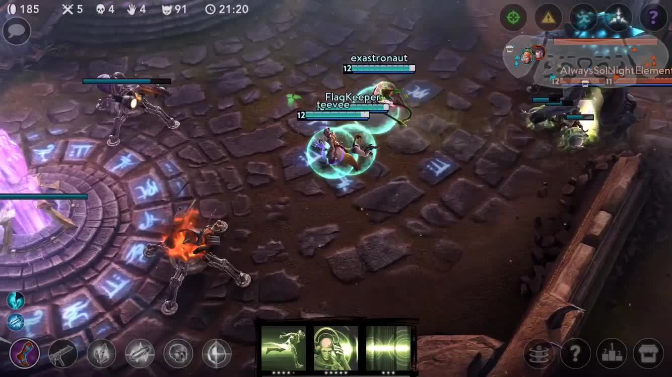 vainglorygame, CP Vox in a nutshell (reddit) GIFs