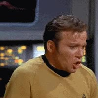Watch and share Kirk GIFs on Gfycat