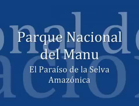 Watch Parque Nacional del Manu (Perú) - Paraíso de la Selva Amazónica GIF on Gfycat. Discover more related GIFs on Gfycat