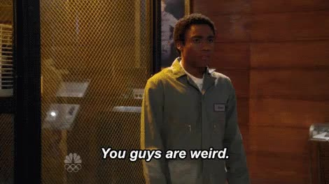 donald glover, Found out its my Cake Day. After five years, all I can say is . .  . GIFs