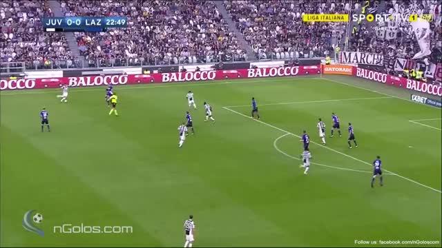 Watch and share (www.nGolos.com) Juventus 1-0 Lazio - Douglas Costa 24' GIFs by minieri on Gfycat