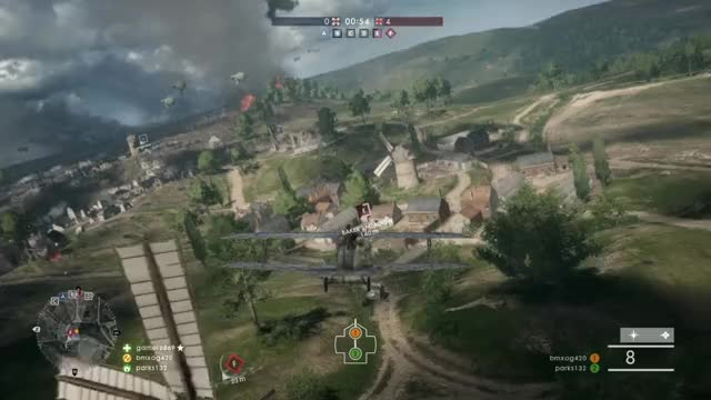 Watch The best way to start Conquest on  st quentin scar GIF by @ogbmx420 on Gfycat. Discover more battlefield1, battlefield_one GIFs on Gfycat