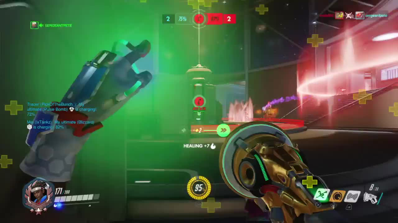 overwatch, sony interactive entertainment, Momentum is a fickle mistress, also DIE Mei DIE! GIFs