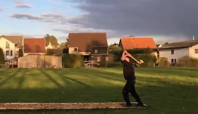 Slowmotion Throwers Ax Throwing GIFs