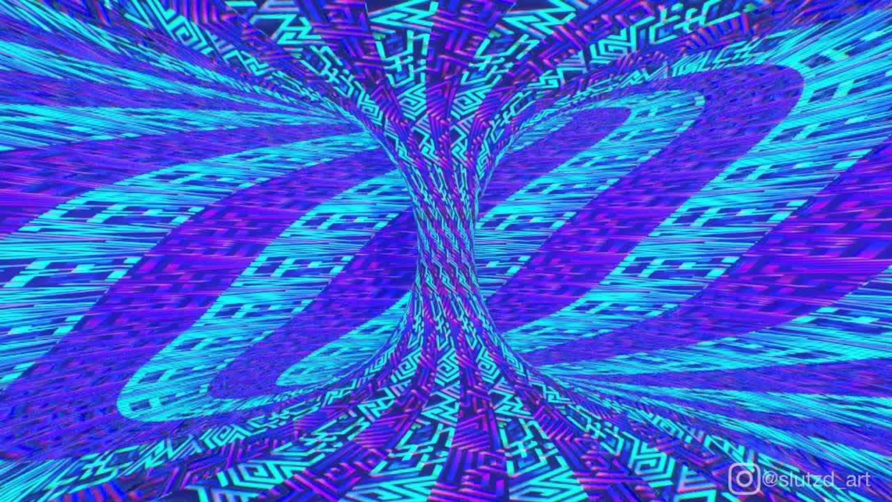 holofractal, psychedelic, sacredgeometry, torus, trippy, TorusAlternate GIFs