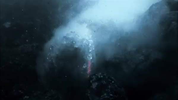 Watch and share Underwater Lava GIFs on Gfycat