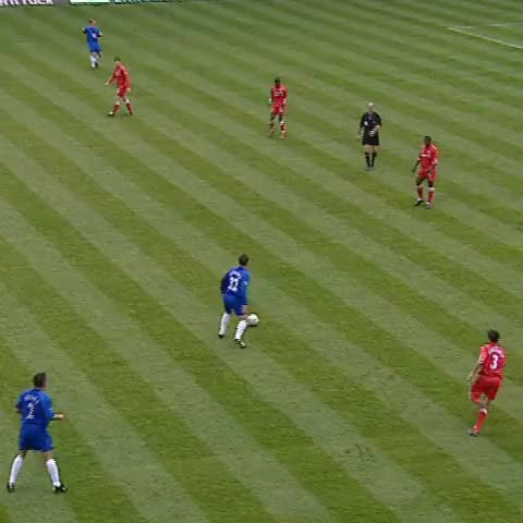 Watch Christophe Dugarry vs Middlesbrough #BCFC GIF by @bcfcarchive on Gfycat. Discover more related GIFs on Gfycat