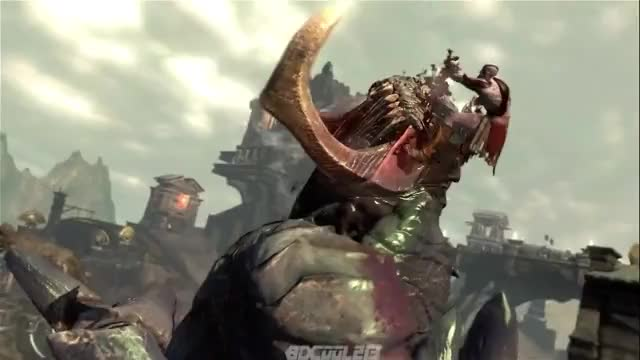 Watch and share God Of War GIFs and Ascension GIFs on Gfycat