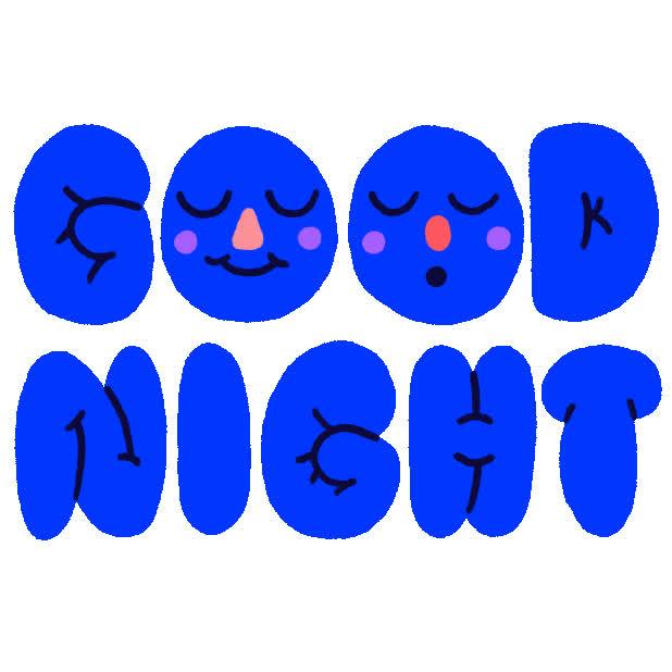 bedtime, good night, naptime, parallel teeth, sleep, slumber, snooze, tired, Good Night GIFs
