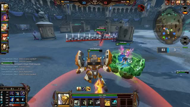 Watch and share Vlc-record-2018-01-03-18h02m17s-Smite 01.01.2018 - 16.05.12.09.DVR.mp4- GIFs on Gfycat