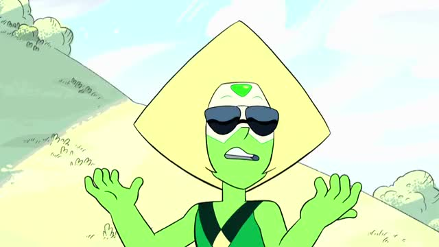 Watch and share LL Struggling With Peridot GIFs by AzureBeast on Gfycat