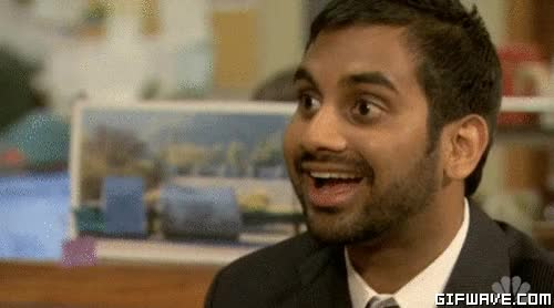 Watch and share Ansari Tom Haverford Treat Yo Self Treatyoself GIFs on Gfycat