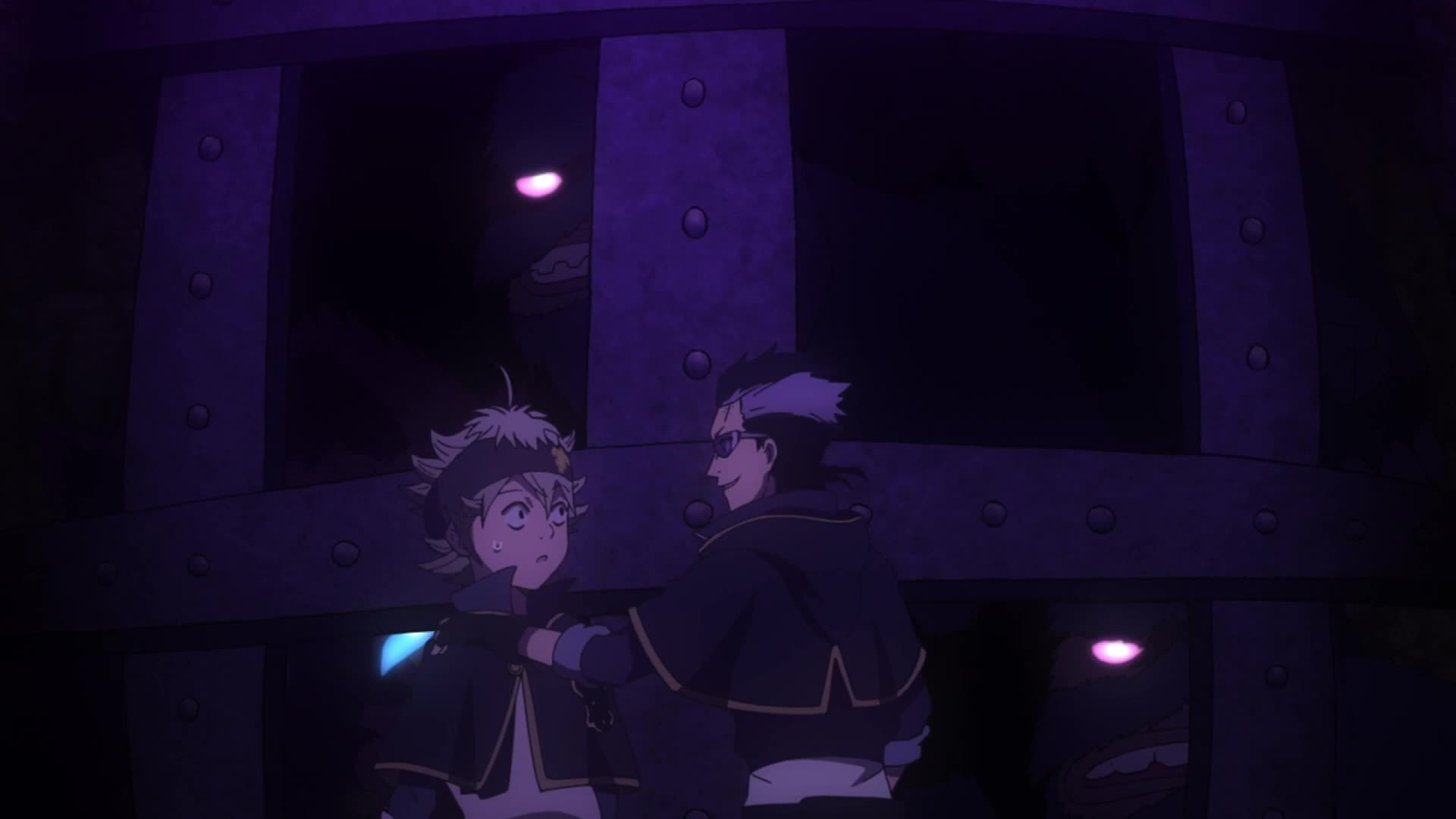 Black Clover, Black Clover Ep. 7, Black Clover Episode 7, action, anime, funimation, funny, Pets GIFs