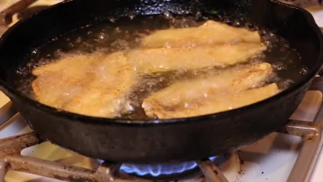 Watch and share Fried Tilapia GIFs on Gfycat