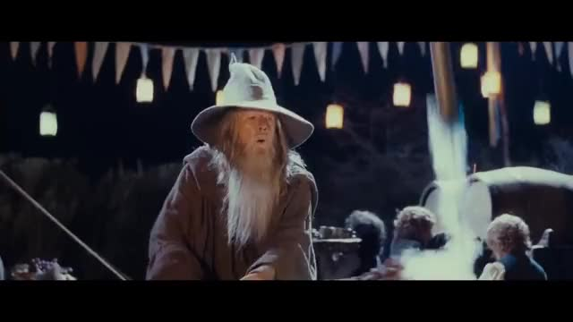 Watch and share Birthday GIFs and Baggins GIFs on Gfycat