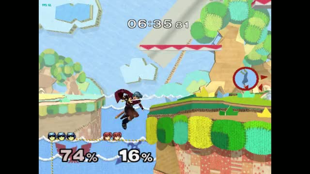 Watch and share Captain Falcon GIFs and Double Knee GIFs by krohnos on Gfycat