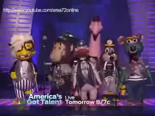 Watch Americas Got Talent Top 20 ZOOperstars! GIF on Gfycat. Discover more funny GIFs on Gfycat
