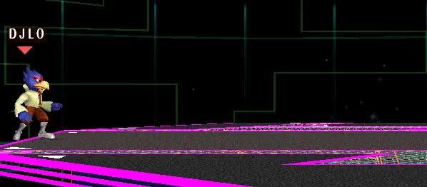 Falco Phantasm Shortened : smashbros GIFs