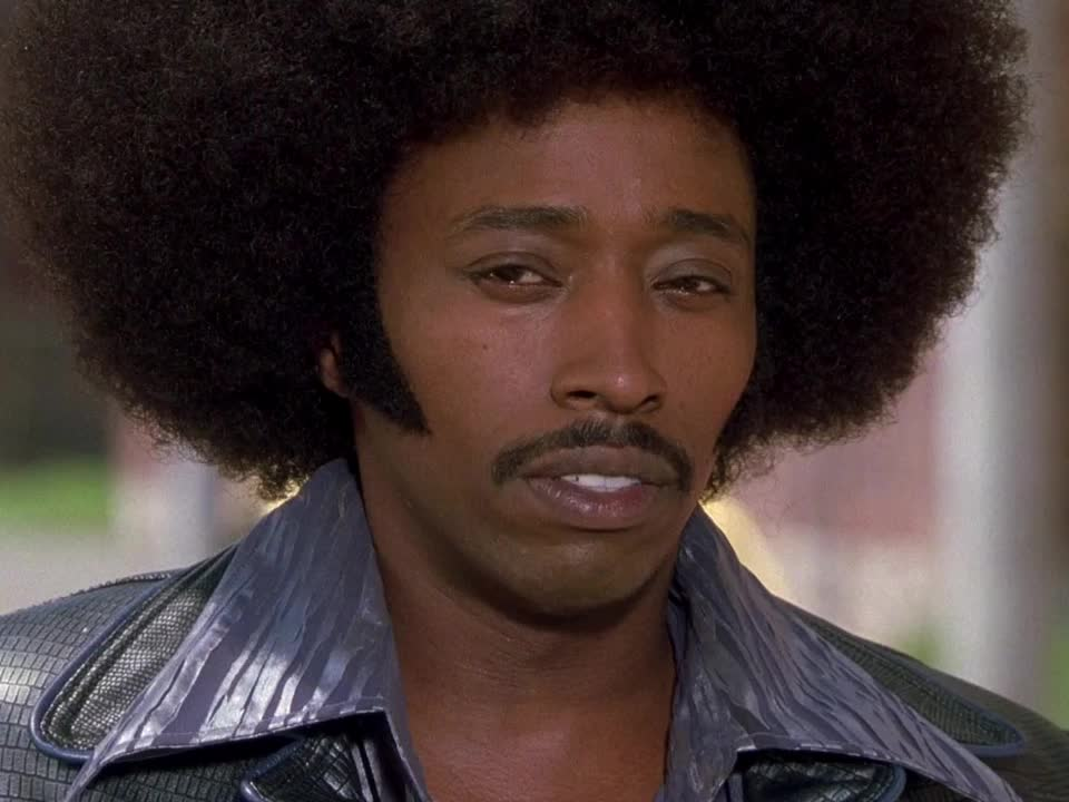 eddie griffin, undercover brother, Undercover Brother - eyebrow wink GIFs