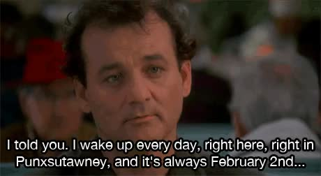 bill murray, Back to work GIFs