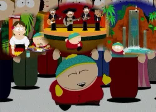Watch and share South Park Ninjia GIFs on Gfycat