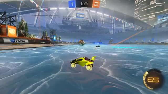 Watch and share Rocket League 2019 01 07 08 51 42 31 DVR GIFs on Gfycat