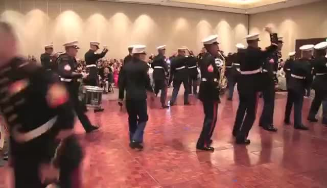 marine, marine dance GIFs