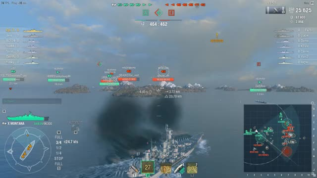 Watch and share World Of Warships 2018.05.16 - 18.29.35.02 GIFs on Gfycat