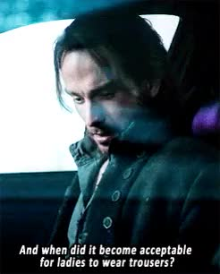 Watch and share Ichabod Crane GIFs and Sleepy Hollow GIFs on Gfycat
