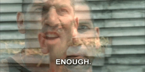 enough, jon bernthal,  GIFs
