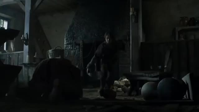 Watch and share Sandor Clegane GIFs and Arya Stark GIFs by Ricky Bobby on Gfycat