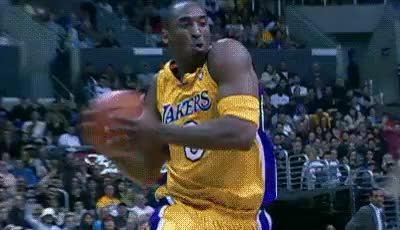 Watch and share Los Angeles Lakers GIFs and Kobe Bryant GIFs on Gfycat