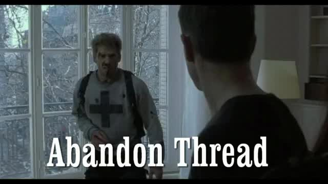 Watch this abandon thread GIF by @tabletopotaku on Gfycat. Discover more abandon thread, jason bourne, top kek GIFs on Gfycat